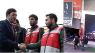 CHP'li Hazinedar'ın kutladığı polisler CHP'yi bastı!