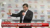 Davutoğlu'nun sorusunu partililer yanlış anlayınca..