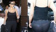 Taytı Kim Kardashian'ı rezil etti