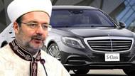 Erdoğan: Mehmet Görmez'e o Mercedes'in fiyatını sordum
