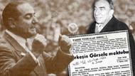 Türkeş, Menderes idam edilmesin diye mektup yazmış