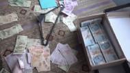 9 ilde dev operasyon! Paralar ayakkabı kutularından çıktı