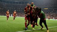 Galatasaray zirveyi parselledi! GS 1-0 GB
