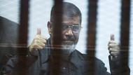 Mursi'ye sadece Erdoğan sahip çıktı
