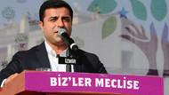 Demirtaş: Erdoğan artık parmak sallayamayacak