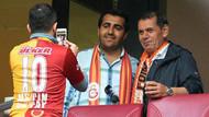 Dursun Özbek: Sevincimiz buruk...
