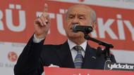 Bahçeli: Trabzonlu kolbastıyı bile huzurla oynayamıyor
