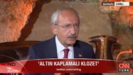 Kılıçdaroğlu: Erdoğan'ı muhatap almıyorum...