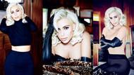 Kim Kardashian Vogue'da
