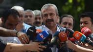 Sırrı Süreyya Önder'den MHP'nin sap sözüne yanıt