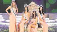 Güzellik yarışmasında skandal! Tacı yanlış isme taktılar