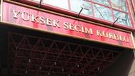 MHP'nin itirazına YSK'dan ret cevabı