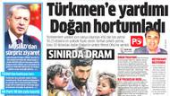 Star: Türkmen'e yardımı Aydın Doğan hortumladı