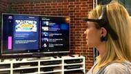 Beyin dalgalarıyla çalışan TV kumandası geliyor