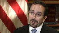 ABD Büyükelçisi'nden Türkiye açıklaması