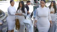 Kardashian beyaz balina yorumuna bozuldu