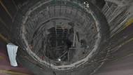 Metro inşaatında korkunç kaza!