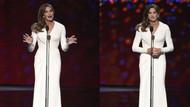 Kardashian'ların babası kadın olarak ilk ödülünü aldı