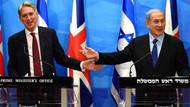 İngiliz Bakan ile Netenyahu'nun İran kavgası
