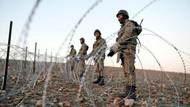 Sınırda 523 kişi yakalandı