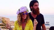 Eliz Sakuçoğlu sevgilisi ile tatilde