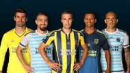 Fenerbahçe'nin forma sponsoru THY oldu