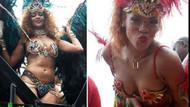 Rihanna'dan seksi dans