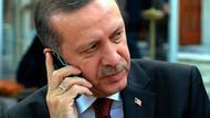 Erdoğan'dan Ruhani'ye sürpriz telefon