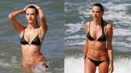Alessandra görse denizden çıkmazdı