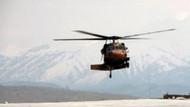 Hakkari'de helikopter hareketliliği yaşanıyor!