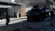 Diyarbakır'da, olaylar kent merkezine sıçradı