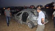 Muş'ta trafik faciası: 2 asker öldü, 1 asker yaralı