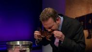 İngiliz çevreci canlı yayında sincap pişirip yedi