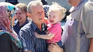 Şehit polisin kızı Meyra'nın feryadı yürekleri dağladı