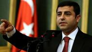 Demirtaş'tan Tüzel'e bakanlık tepkisi