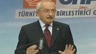 Kılıçdaroğlu: Terörü bitir, 400 vekili ben sana vereceğim!