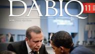 Erdoğan ve Obama IŞİD'in dergisi Dabıq'ın kapağında
