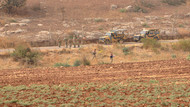 Hatay'da  sınırdan ateş açıldı! 1 asker şehit