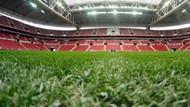 Galatasaray'a büyük şok! Arena'da sel baskını