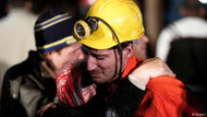 Taksim'de Soma eylemine müdahale