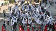 TGB'liler Samsun'dan Ankara'ya yürüyor