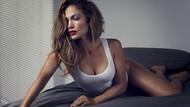 Jennifer Lopez'den iddialı pozlar