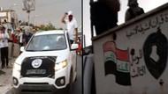 IŞİD'in elindeki Musul'dan son görüntüler