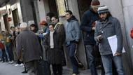 Türkiye'deki işsizler mutluymuş