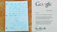 Google, babama 1 gün izin ver