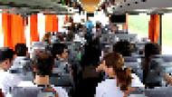 Allahu ekber deyip yolculara saldırdı