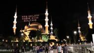 Eyüp Sultan'da ilk teravih namazı