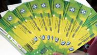 64 yıllık biletle 2014 finali
