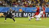 Dünya Kupasında Tim Howard fırtınası