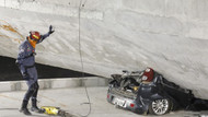 Dünya Kupası kentinde şok eden kaza